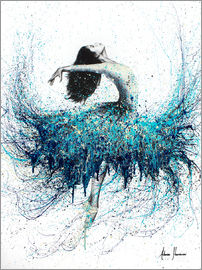 Ashvin Harrison - Opals and Waves Ballerina
