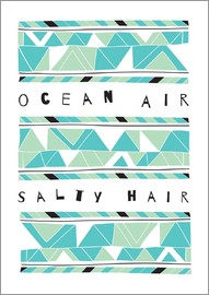Susan Claire - Ocean Air Salty Hair