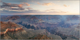 Matteo Colombo - Panoramic sunrise of Grand Canyon, Arizona, USA