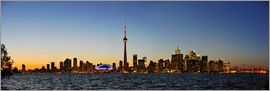 HADYPHOTO by Hady Khandani - PANORAMA TORONTO BY NIGHT