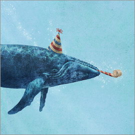 Terry Fan - party whale