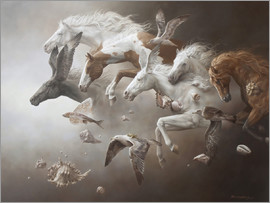 Johnny Palacios - Horses of Neptune