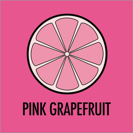 JASMIN! - Pink Grapefruit Juice