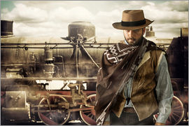 Gunslinger of the Wild West