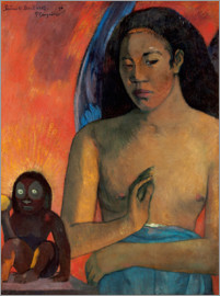Paul Gauguin - Poèmes Barbares
