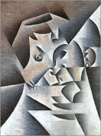 Juan Gris - Portrait of the mother