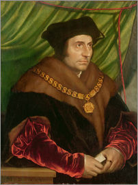 Hans Holbein d.J. - Portrait of Sir Thomas More