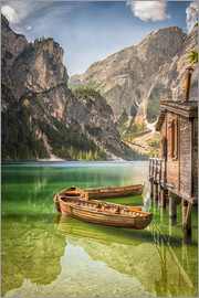 Salvadori Chiara - Braies Lake
