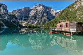 Achim Thomae - Braies Lake South Tyrol