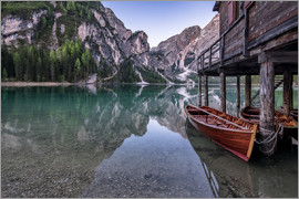Achim Thomae - Lago di Braies, Dolomite Alps, South Tyrol