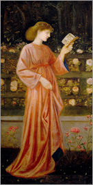 Edward Burne-Jones - Princess Sabra