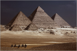 Catharina Lux - Pyramids of Giza, Middle East
