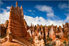 Circumnavigation - Queen's garden trail at Bryce Canyon