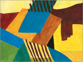 Arthur Garfield Dove - Rectangles