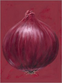 Brian James - Red onion