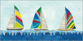 Courtney Prahl - Rainbow Spinnakers V