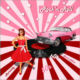 Monika Jüngling - Rock'n Roll 50s