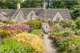 Christian Müringer - Romantic Cottage garden in the Cotswolds (England)