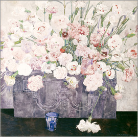 Charles Rennie Mackintosh - Pinks