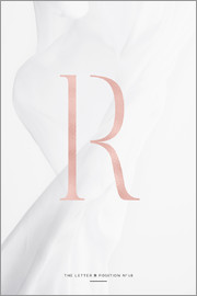 Stephanie Wünsche - ROSEGOLD LETTER COLLECTION R