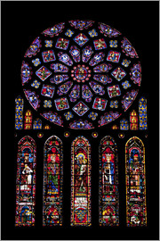 Nick Servian - Rose window