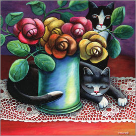 Jerzy Marek - Roses and Old Lace