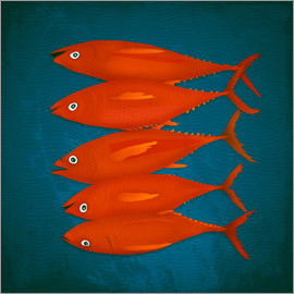 Sybille Sterk - red fish