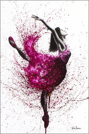 Ashvin Harrison - Red wine ballet