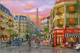 Dominic Davison - Rue Paris