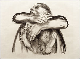 Käthe Kollwitz - Seed crops must not be ground