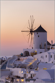 Thomas Klinder - Santorini sunset