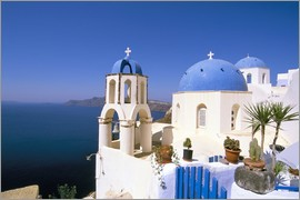 Sergio Pitamitz - Oia (Ia), island of Santorini (Thira), Cyclades Islands, Aegean, Greek Islands, Greece, Europe