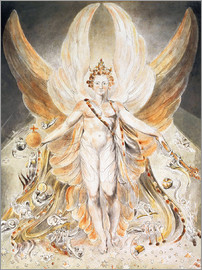 William Blake - Satan in His Original Glory