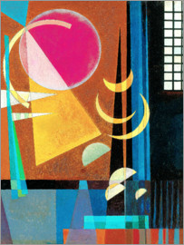 Wassily Kandinsky - Sharp-quiet