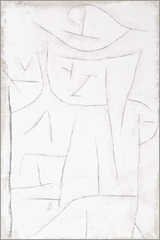 Paul Klee - Seemingly Modest