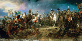 François Pascal Simon Gerard - The Battle of Austerlitz