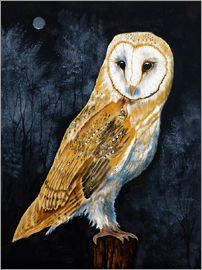 Paul Ranson - Barn Owl