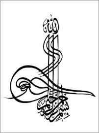 Typobox - Beautifully curved Arabic calligraphy