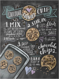 Lily & Val - chocolatechip