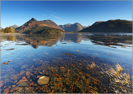 Martina Cross - Glencoe - Scotland - Loch Leven