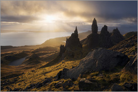 Tobias Richter - Scotland - Isle of Skye - Old Man of Storr