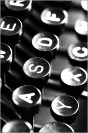 Falko Follert Art-FF77 - Typewriter keys