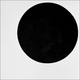 Kasimir Sewerinowitsch  Malewitsch - Black Circle