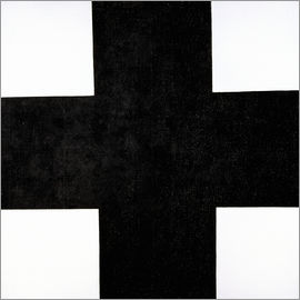 Kasimir Sewerinowitsch  Malewitsch - Black Cross