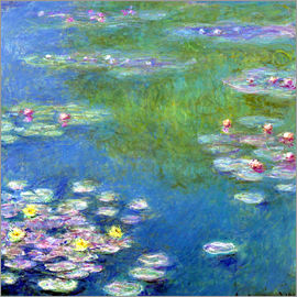 Claude Monet - Nymphéas