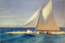Edward Hopper - Sailing Boat