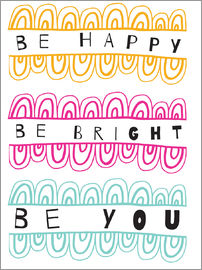 Susan Claire - Be Happy Be Right Be You