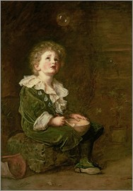 Sir John Everett Millais - Bubbles