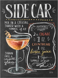 Lily & Val - 30258 sidecar