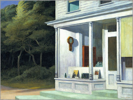 Edward Hopper - Seven am